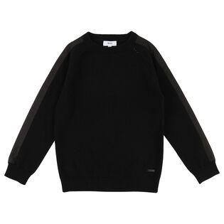 Junior Boys' [4-16] Knit Pullover Sweater