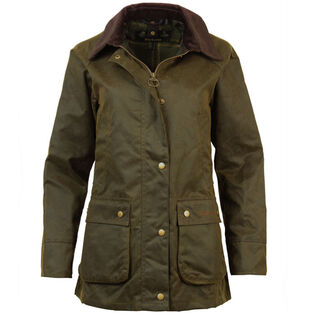 Women's Acorn Waxed Cotton Jacket