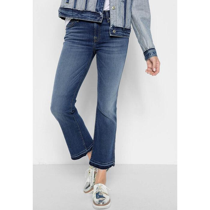 Women's B(Air) Cropped Boot Jean