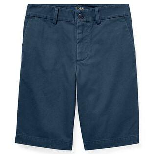 Junior Boys' [8-20] Slim Fit Cotton Chino Short
