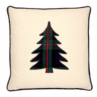 Holiday Series Edinburgh Tree Pillow