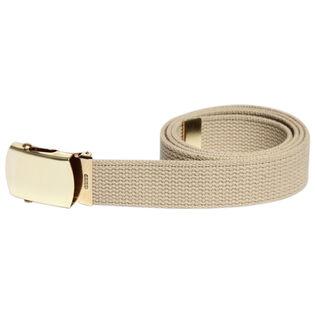 Unisex Basic Web Belt