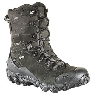 "Men's Bridger 10"" Insulated Waterproof Boot"
