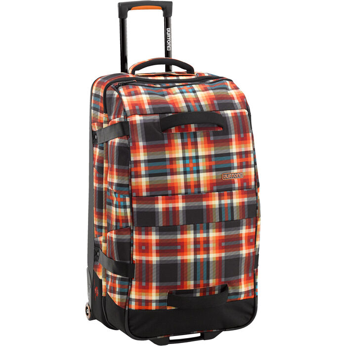 Wheelie Double Deck Travel Bag
