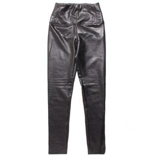 Women's Faux Leather Legging