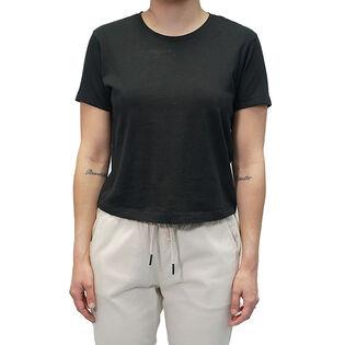 T-shirt à coupe carrée pour femmes