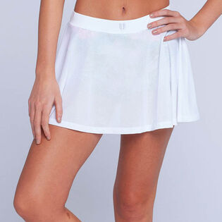 Women's Meshed Up Skort