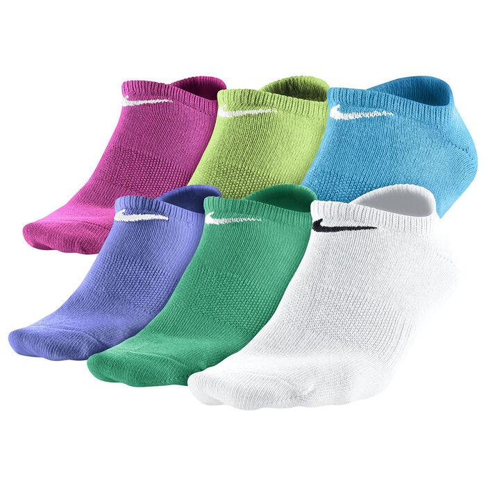Girls' 6 Pack 1/4 Length Sock