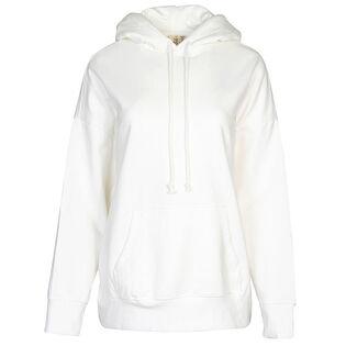 Women's Solid Pullover Hoodie