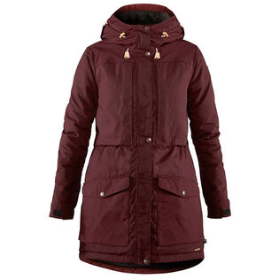 Women's Singi Wool Padded Parka