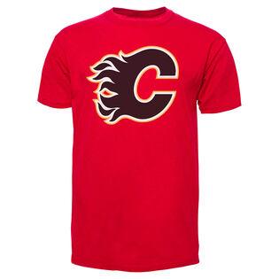 Men's Calgary Flames 47 Fan Big T-Shirt