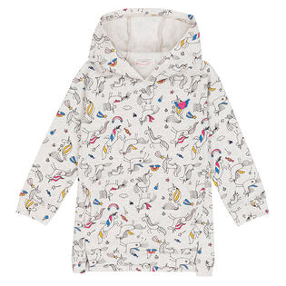 Girls' [3-6] Unicorn French Terry Hoodie