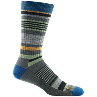 Men's Unstandard Stripe Crew Light Sock