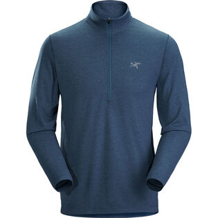 Men's Cormac Zip Neck Top