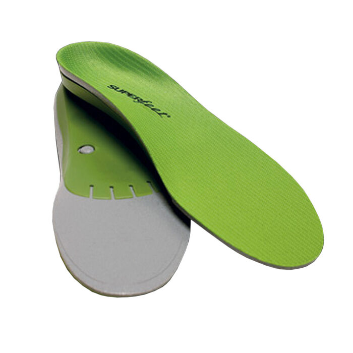 Green Trim To Fit Footbed