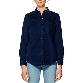 Women's Needlecord Shirt