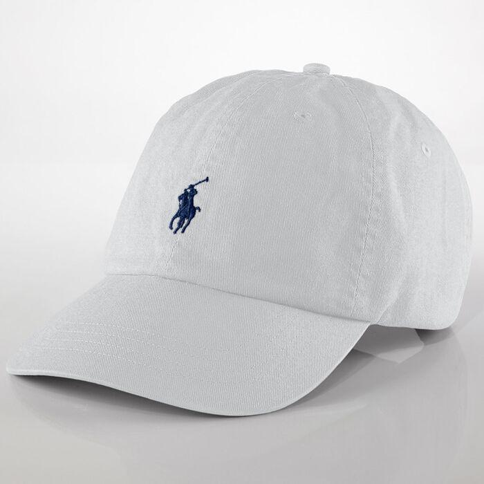 Casquette à poney emblématique pour hommes