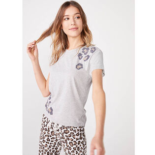 Women's Leopard Print T-Shirt