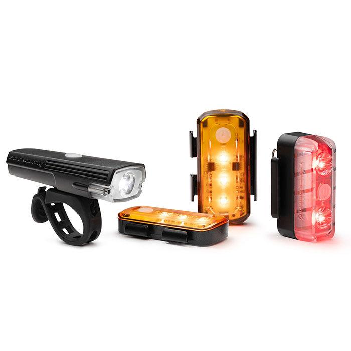 Luminate 360 Bike Light Set
