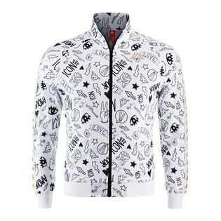 Men's Banda Graphic Track Jacket