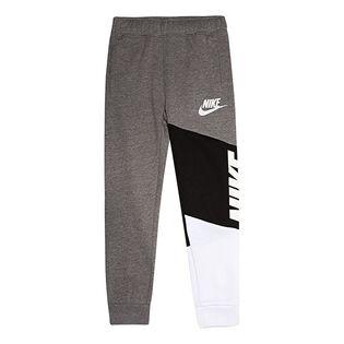Pantalon de jogging en molleton pour garçons [4-7]