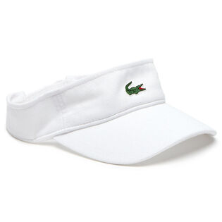 Pique Tech Fleece Tennis Visor
