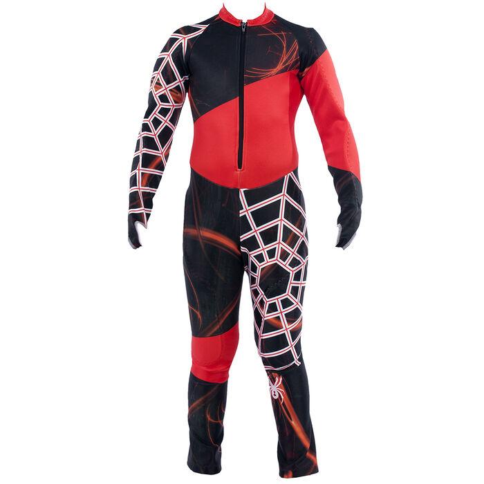 Boys' Performance Gs Race Suit (Red)