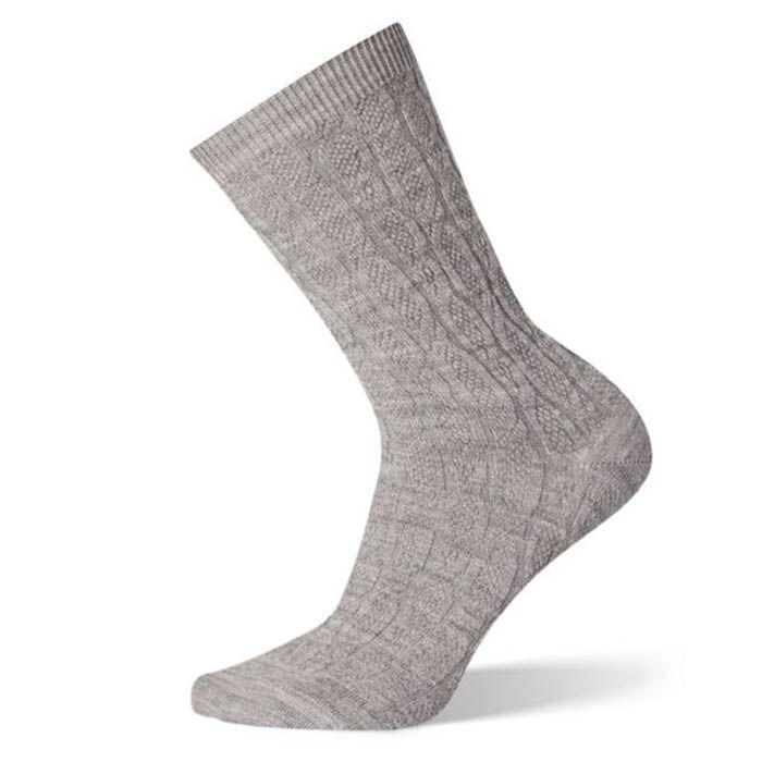 Chaussettes à motif de chaînons pour femmes