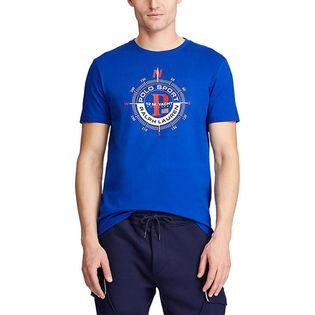 Men's Custom Slim Fit Graphic T-Shirt