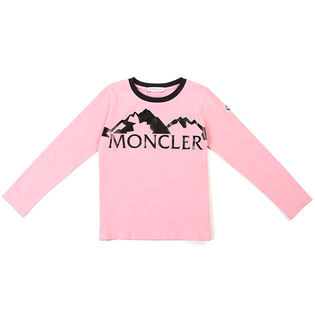 Girls' [4-6] Mountain Long Sleeve T-Shirt