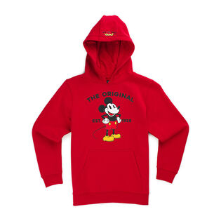 Boys' [2-7] Mickey's 90TH Classic Pullover Hoodie