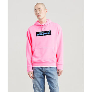 Men's Oversized Graphic Hoodie