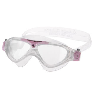 Junior Vista Swimming Goggles (Clear Lens)