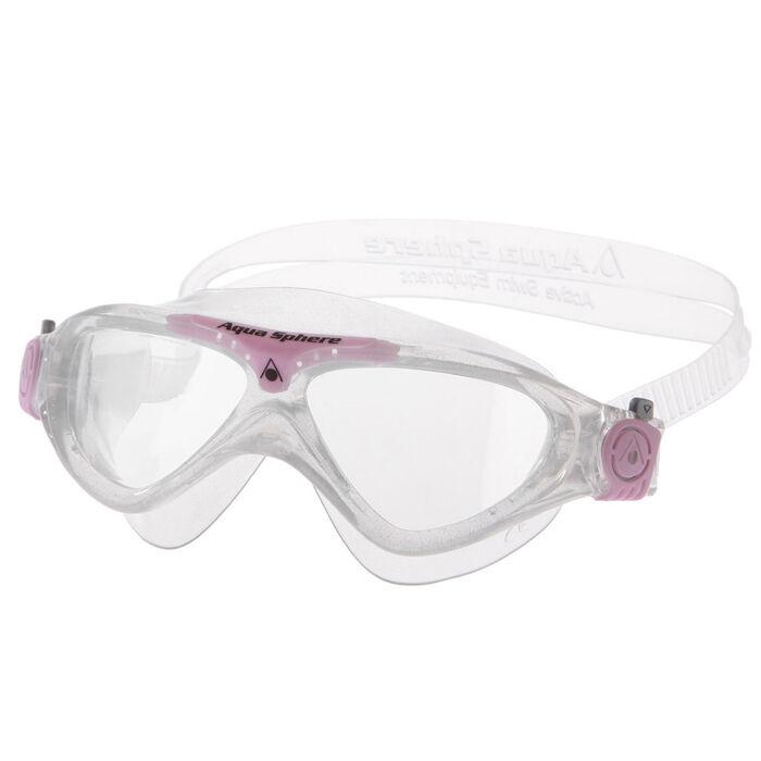 Lunettes de natation Vista pour juniors (lentilles transparentes)