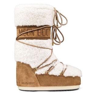 Women's Wool Moon Boot