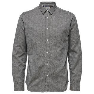 Men's Solid Regular Fit Shirt