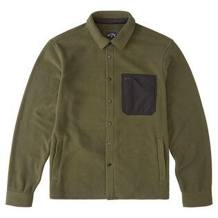 Men's A/Div Furnace Explorer Snap Front Fleece Shirt