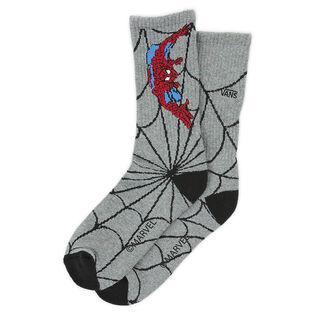 Boys' Marvel Crew Sock