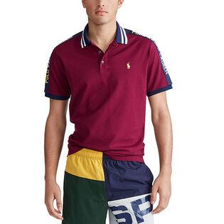 Men's Custom Slim Fit Polo