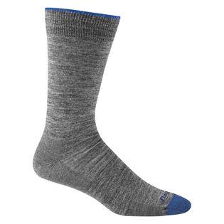 Chaussettes légères de couleur unie pour hommes