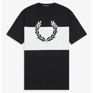 Men's Printed Laurel Wreath T-Shirt