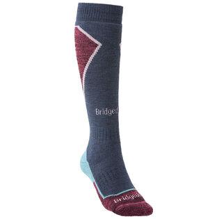 Women's Midweight+ Ski Sock