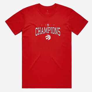 Men's Toronto Raptops 2019 Champions T-Shirt