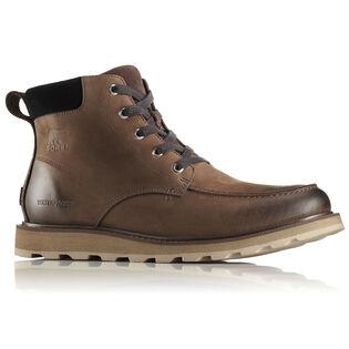 Men's Madson Moc Toe Waterproof Boot
