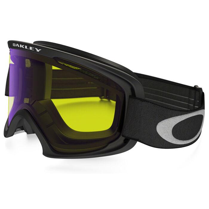 02™ Xl (Matte Black / H.I. Yellow Lens)