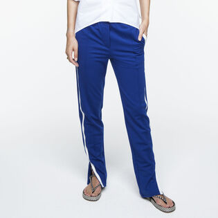 Women's Modern Stripe Track Pant