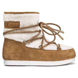 Women's Far Side Low Shearling Moon Boot