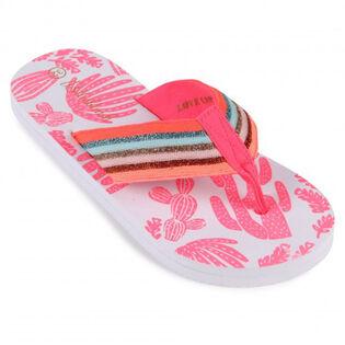 Kids' [11-3] Bright Flip Flop Sandal
