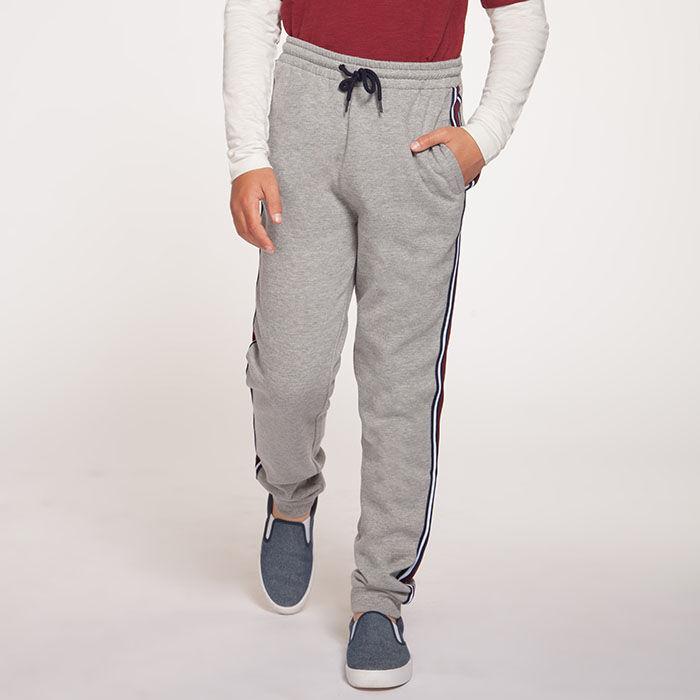 Pantalon de jogging fuselé pour garçons juniors [8-16]
