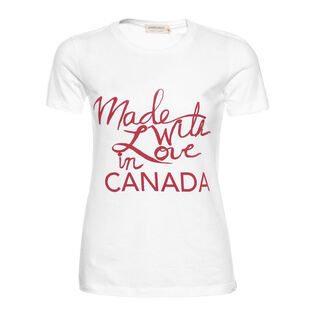 Women's Made With Love T-Shirt